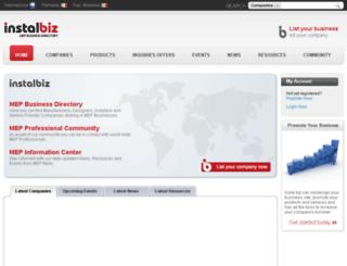 instalbiz.com screenshot