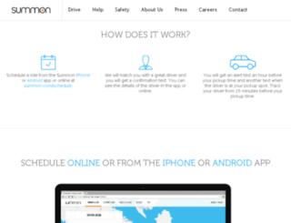 instantcab.com screenshot
