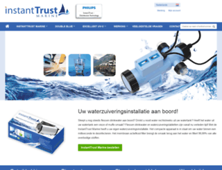 instanttrust.com screenshot