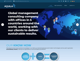 institutoaquila.com screenshot