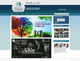institutopsique.com.br screenshot