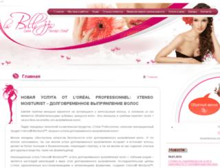 instyle-fitness.ru screenshot