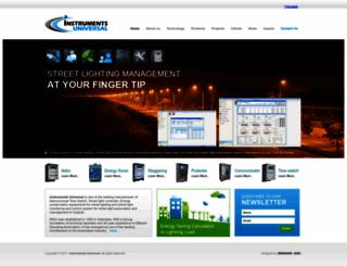 insuenergyconservation.com screenshot