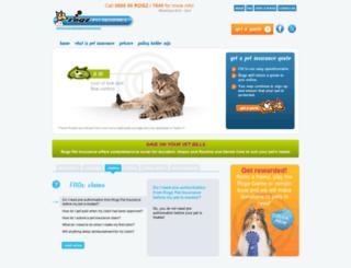 insurance.rogz.com screenshot
