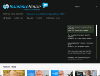 insurancehouse.tv screenshot