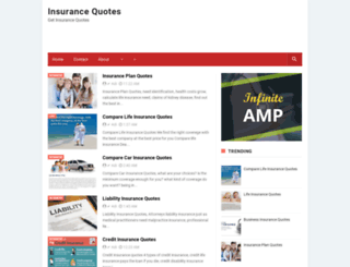 insurancequotespro.blogspot.com screenshot