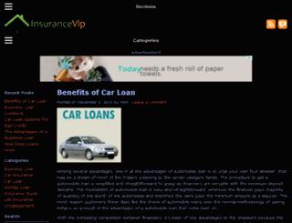 insurancevip.org screenshot