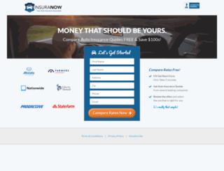 insuranow.com screenshot