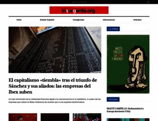 insurgente.org screenshot