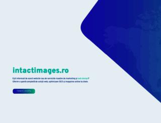 intactimages.ro screenshot