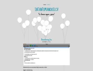 intantomandoilcv.wordpress.com screenshot