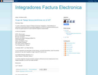 integradoresfacturaelectronica.blogspot.mx screenshot