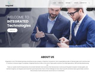 integrated-techno.com screenshot