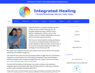 integratedhealing.co.uk screenshot
