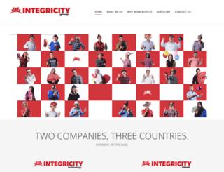integricity.com screenshot