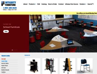 integrityfurniture.com screenshot