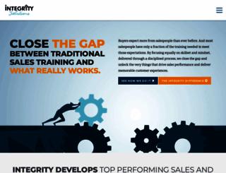 integritysolutions.com screenshot