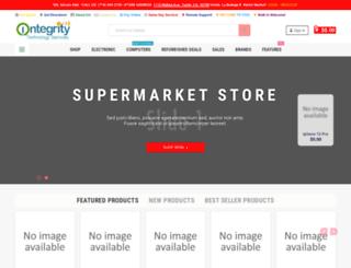 integritytechservice.com screenshot