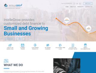 intellegrow.com screenshot