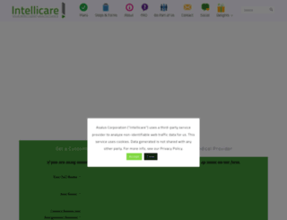 intellicare.com.ph screenshot