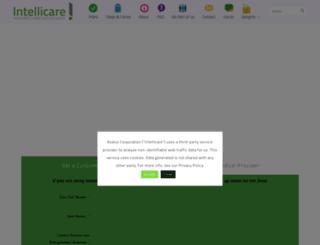 intellicare.com.ph screenshot