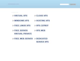 intensevps.com screenshot