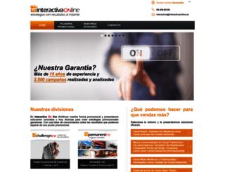 interactivaonline.es screenshot