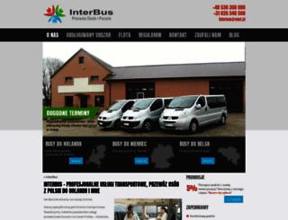 interbus-net.pl screenshot