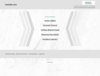 interfab.com screenshot