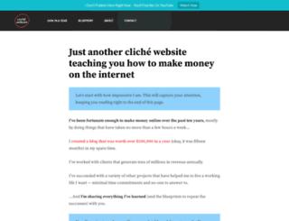 intergeek.co.uk screenshot