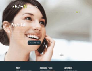 intergmedia.com screenshot