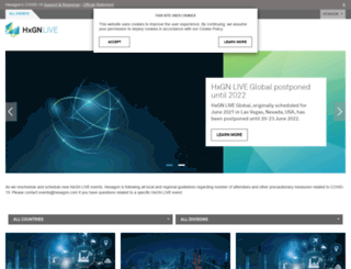 intergraph2011.com screenshot