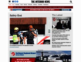 interior-news.com screenshot