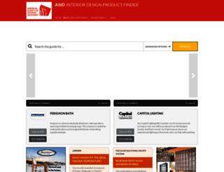 interiordesignproductfinder.com screenshot