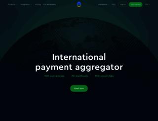 interkassa.com screenshot