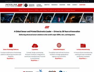 interlinkelectronics.com screenshot