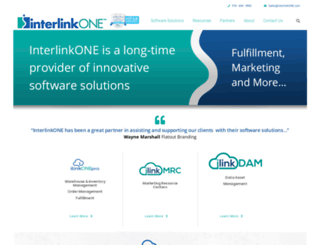 interlinkone.com screenshot