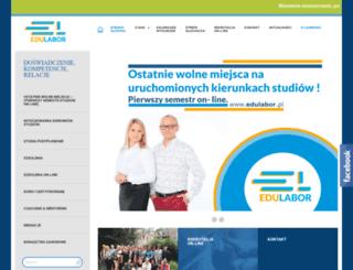interlis.edu.pl screenshot