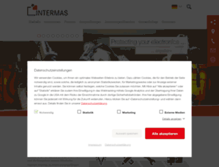 intermas-el.com screenshot