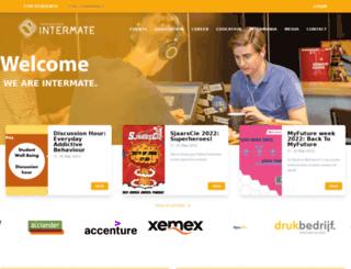 intermate.nl screenshot