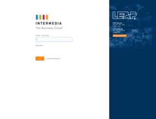 intermedia.attask-ondemand.com screenshot