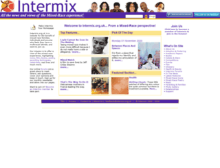 intermix.org.uk screenshot