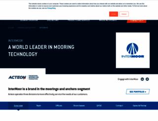 intermoor.com screenshot