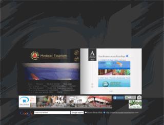 internacionalcooperacion.com screenshot