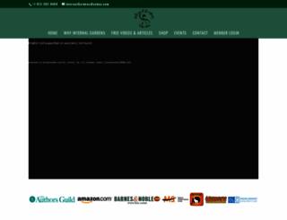 internalgardens.com screenshot