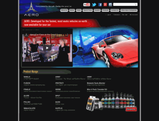 internationalaeroproducts.com screenshot