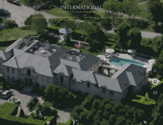 internationalluxuryrealestate.com screenshot