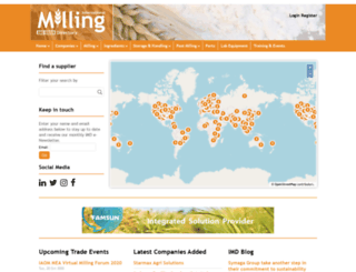 internationalmilling.com screenshot