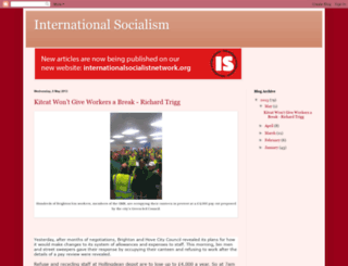 internationalsocialismuk.blogspot.co.uk screenshot