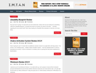 internet-marketing-training-for-newbies.info screenshot